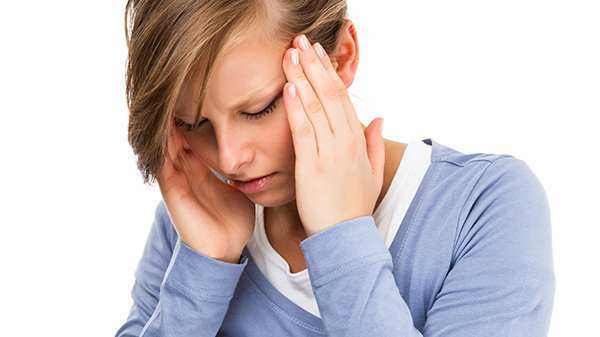 Meningitis headache